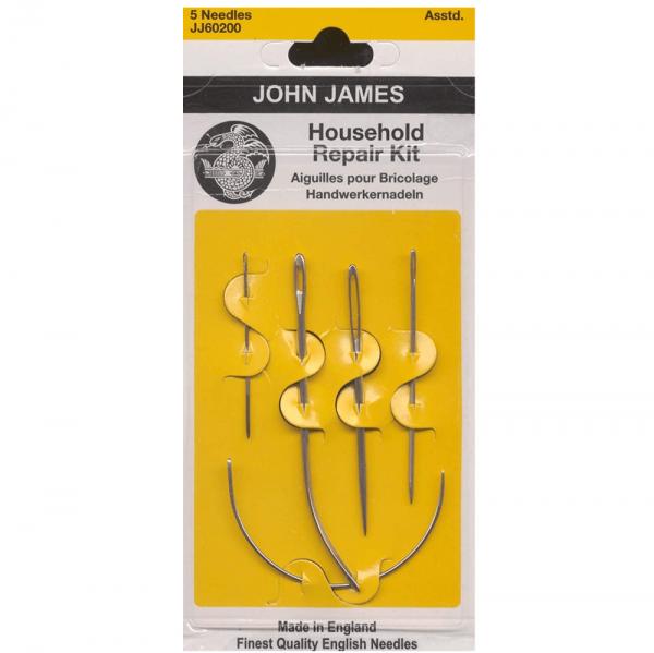 John James household repair kit