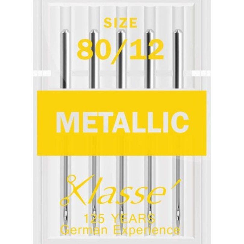 Klasse Metallic Needles 80/12