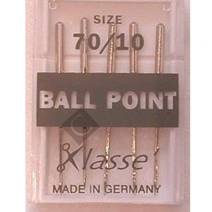 Ball Point 70 Klassé Needles