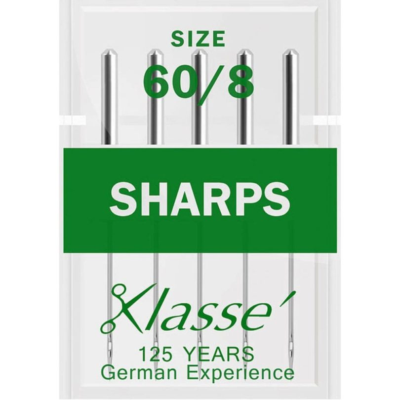 Klasse Sharps Needles 60/8