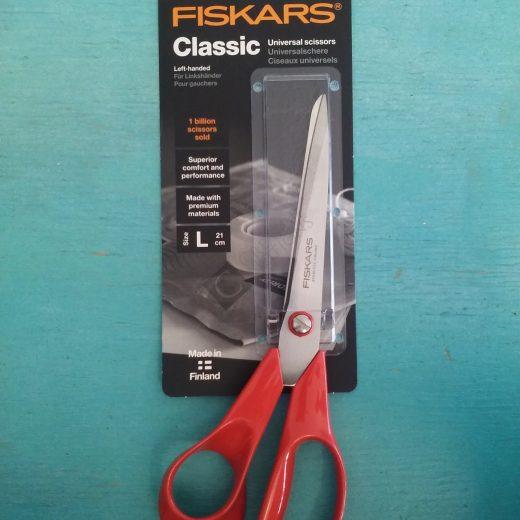 Left-handed Scissors - Fiskars