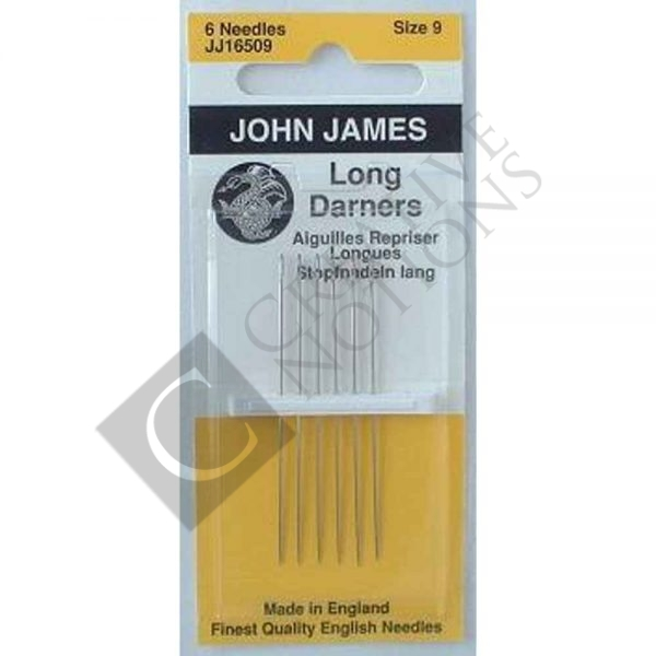 Long Darners - John James