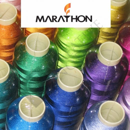 Marathon Embroidery Threads (Rayon Viscose)