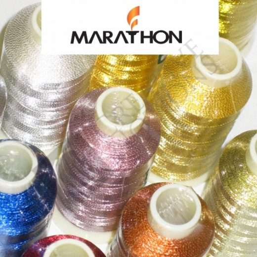 Marathon Metallic Embroidery Threads