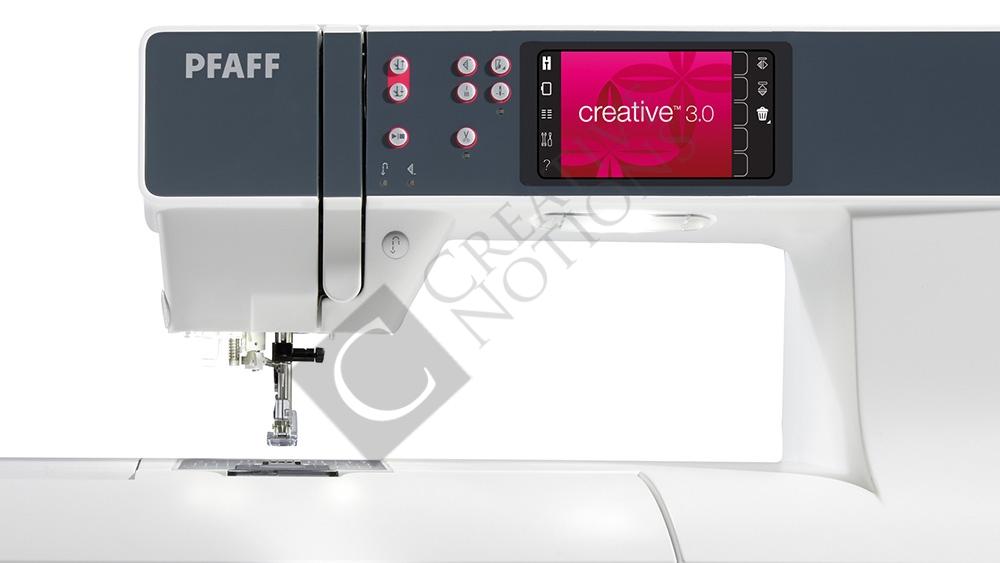 pfaff creative embroidery machine