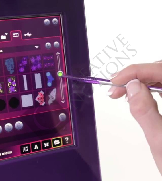 Pfaff Creative Sensation Pro