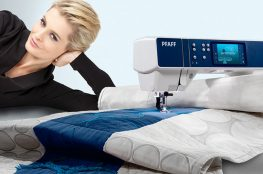 Pfaff Performance 5.2 Sewing Machine Review
