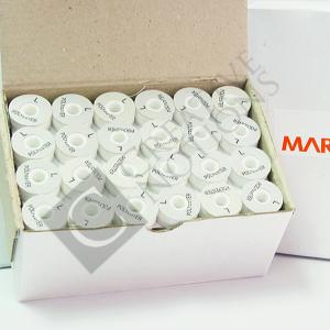 Pre-wound Bobbins - Marathon Polyester Filament (Sided)