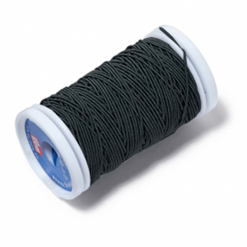Prym Elastic Thread Black