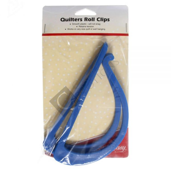Quilters Clips - Sew Easy Roll Clips