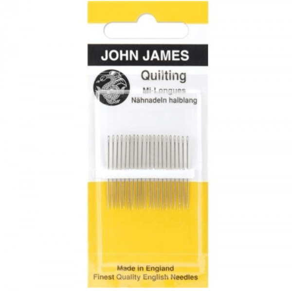 Quilting Needle size 12 - John James