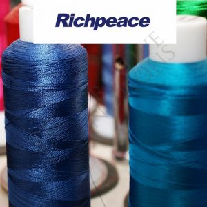 Richpeace Embroidery Thread Colour Chart