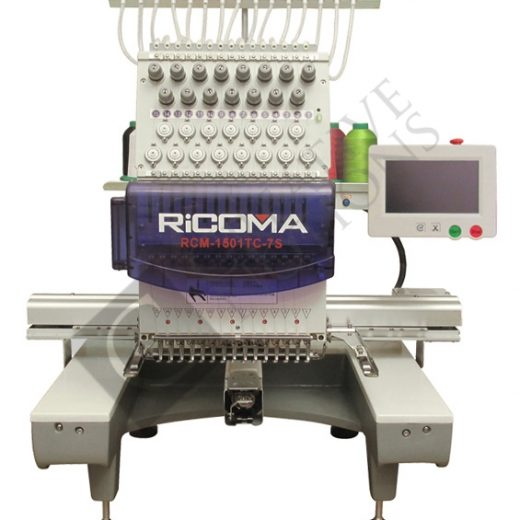 Ricoma Embroidery Machine 1501TC-7S