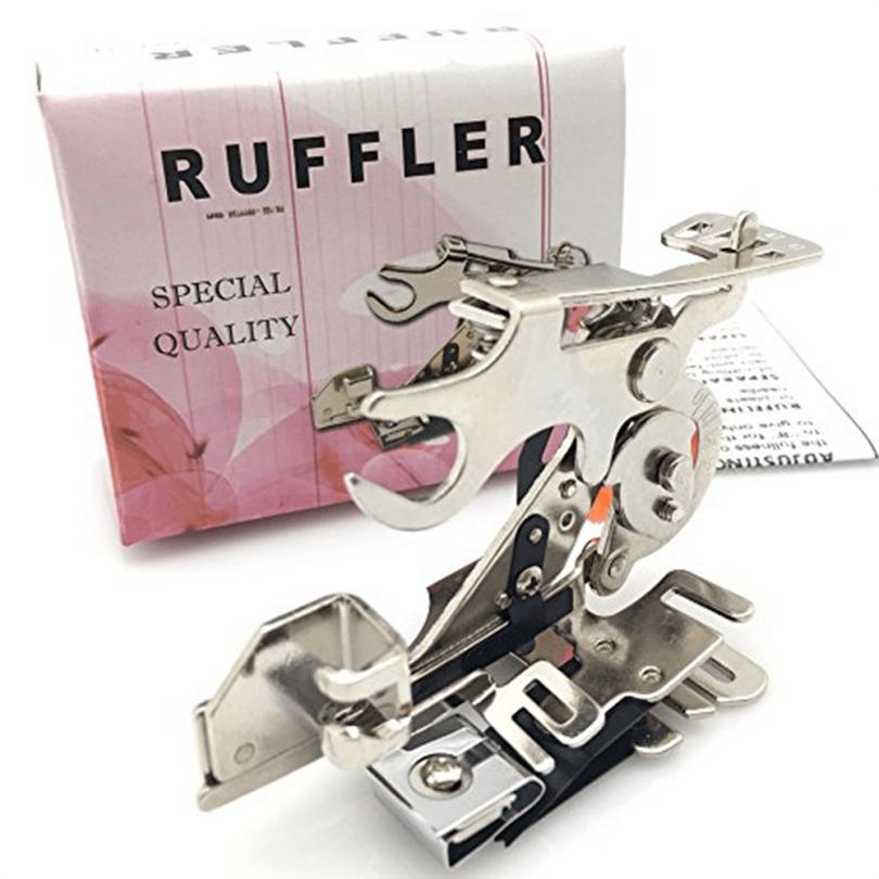 Ruffler Sewing Machine Foot