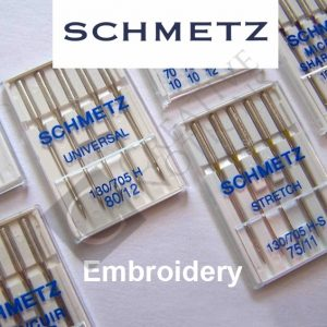 Schmetz Needles - Embroidery