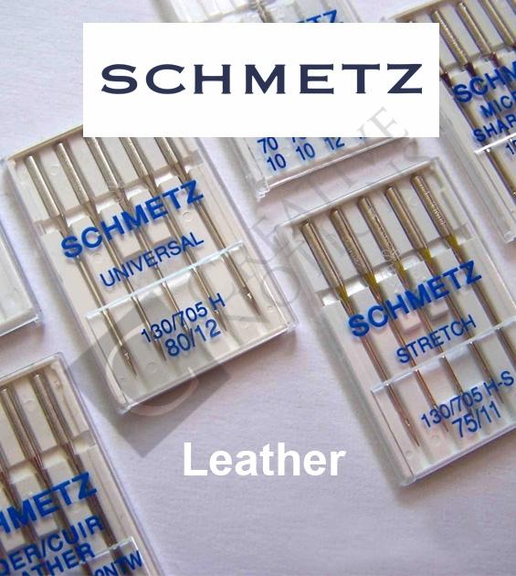 Leather Schmetz Needles