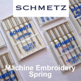 Schmetz Needles - Machine Embroidery Spring