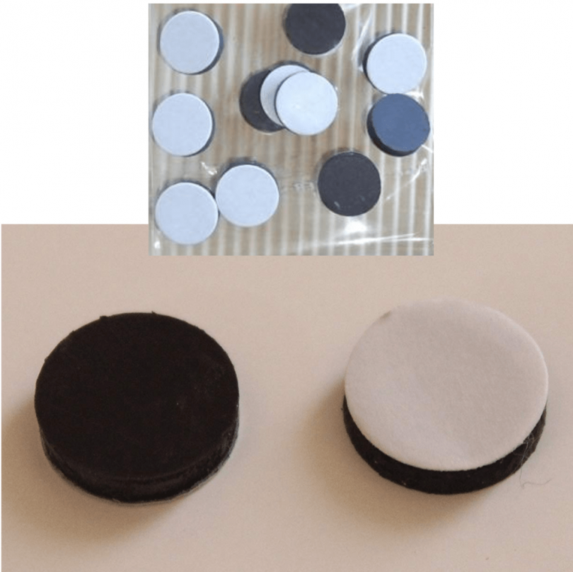 Self Adhesive Magnetic Dots