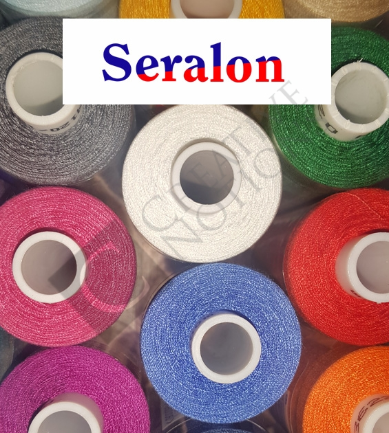 Seralon Sewing Machine Threads