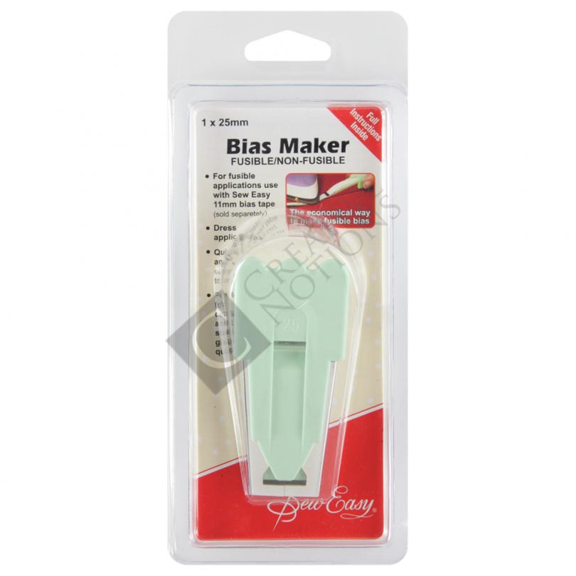 Bias Tape Maker - Sew Easy