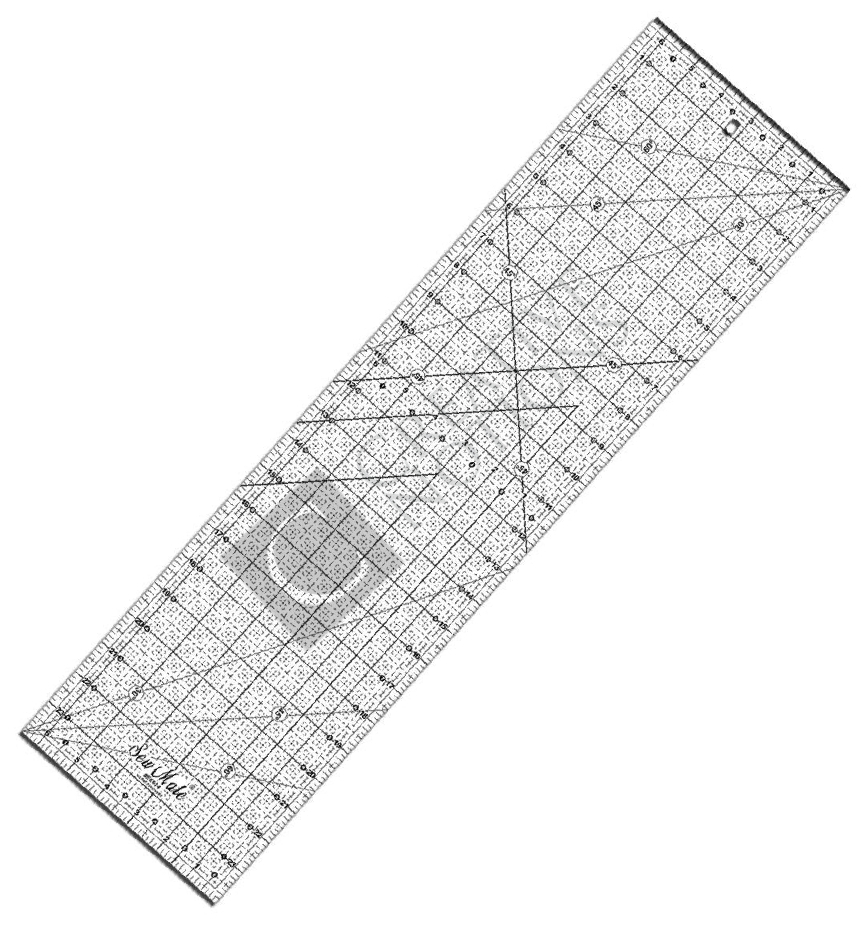 machine quilting rulers