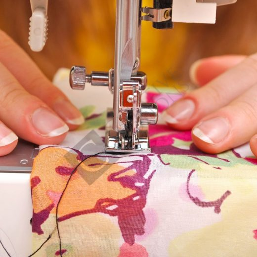 Beginner Sewing Machine Lessons