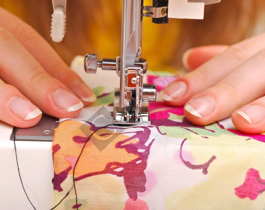 sewing machine lessons for beginners