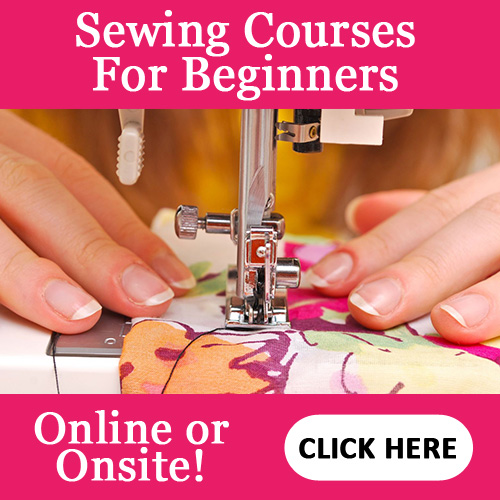 Sewing Courses For Beginners