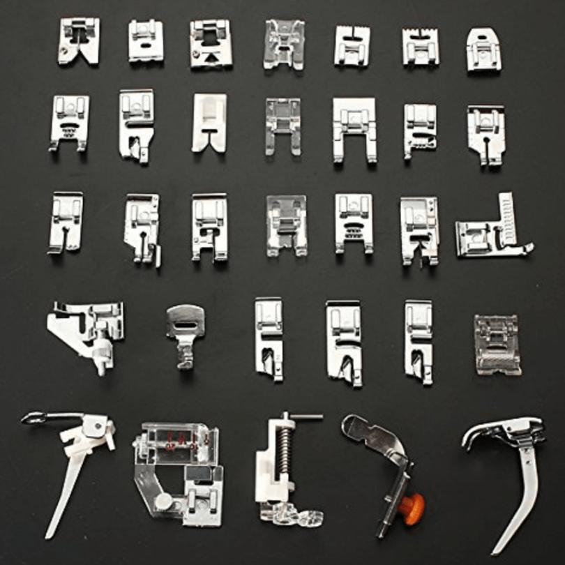 Sewing Machine Foot Kit