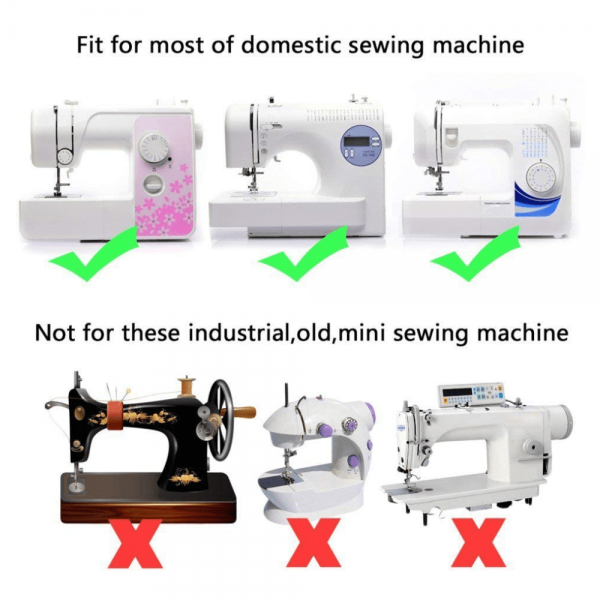 Sewing Machine Foot Kit