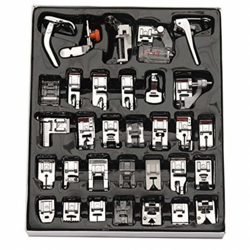Sewing Machine Foot Kit | Zipper Foot