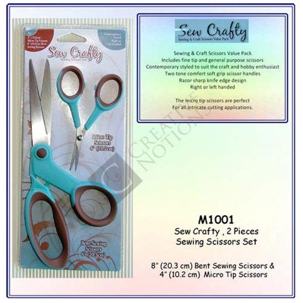 Sewing Scissors Set - Sew Crafty