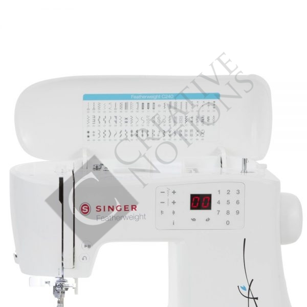Singer Featherweight C240 Sewing Machine