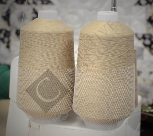 Thread Cone Net Cover