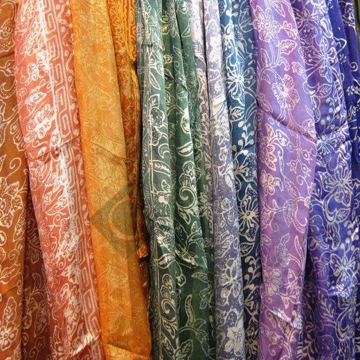Silky Scarves