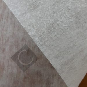 White Vilene Iron On Stabilizer
