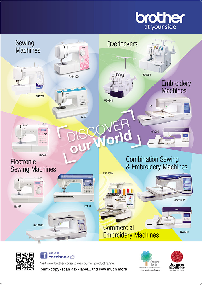 Brother Sewing Machine Dealers