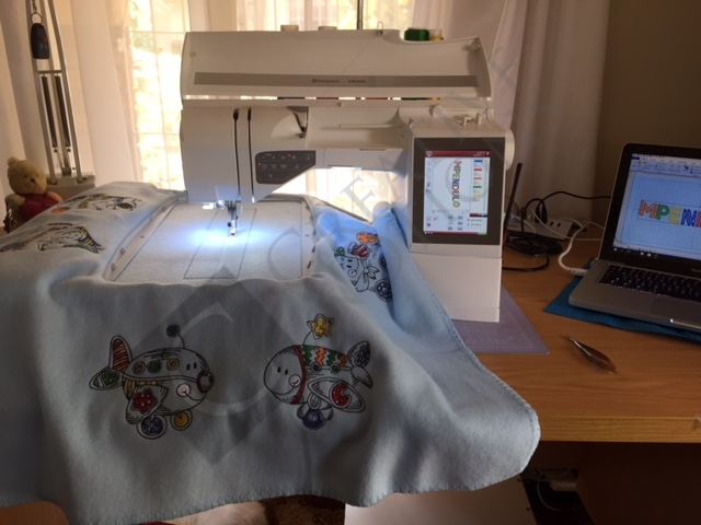 used home embroidery machine for sale