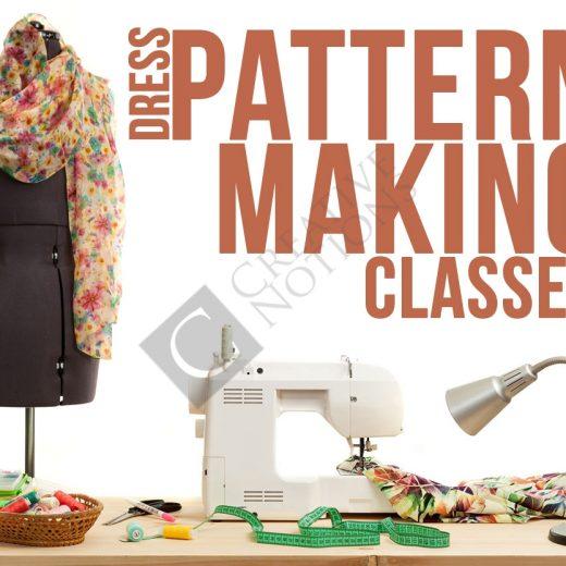 Dress Pattern Making Classes
