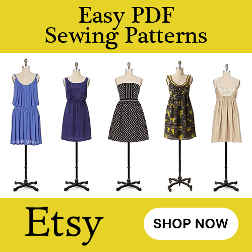 Easy Dress Patterns - Resources, Tips & Guidelines