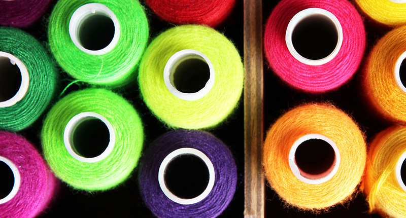 Avoid Mixing Or Switching Between Embroidery Thread Types Or Brands