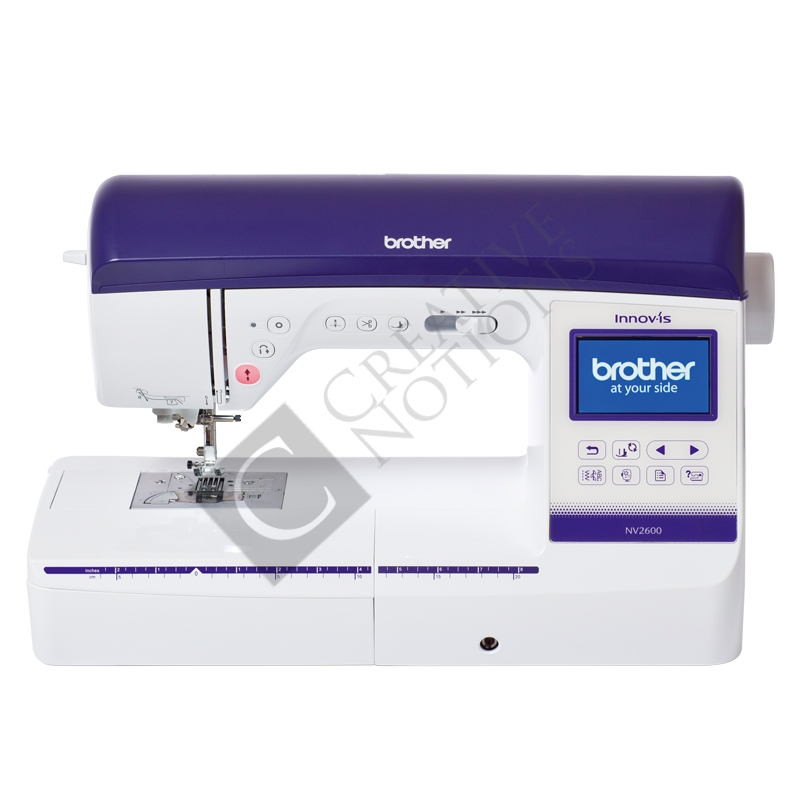 Brother Innov-Is NV2600 Sewing & Embroidery Machine