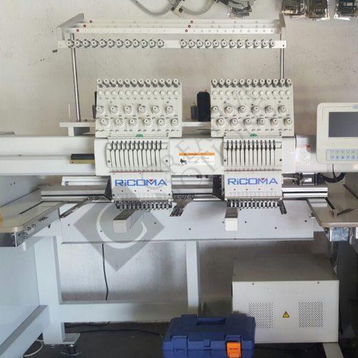 Ricoma 1202-CH Embroidery Machine